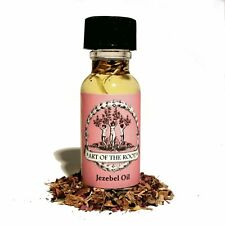 Jezebel Oil Persuasion, Wealthy Men, Business Matters Hoodoo Voodoo Wicca Pagan