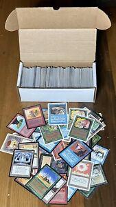 Magic the Gathering 1990s Collection Bulk Lot 750+ Cards *Vintage* Alpha Etc.