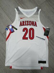 NWT Nike NCAA ARIZONA WILDCATS Home #20 Basketball Jersey Sz Medium - Men's