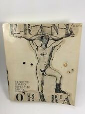O'HARA, Frank / COLLECTED POEMS OF FRANK O'HARA 1974 VINTAGE Paperback Book
