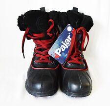 NWOB Pajar Krystal Women's Winter Snow Boot Leather Shoe Size 10