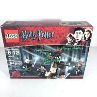 NEW SEALED LEGO Harry Potter THE FORBIDDEN FOREST 4865 Hagrid Voldemort Narcissa