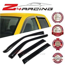For 1993-1998 Grand Cherokee Vent Shade Guard Window Visors Deflector Smoke 4PC