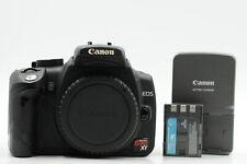 Canon EOS Rebel XT 8MP Digital SLR Camera Body 350D Black #188