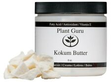mnRaw Kokum Butter 8 oz. 100% Pure Natural Organic Cold Pressed