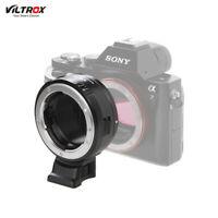 Viltrox NF-NEX Lens Mount Adapter For Nikon F AF-S AI G Lens To Sony NEX A6500