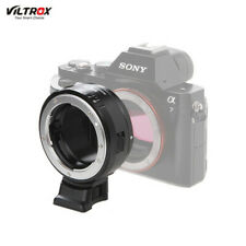 Viltrox NF-NEX Lens Mount Adapter For Nikon F AF-S AI G Lens To Sony NEX A6500