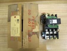 General Electric CR206E002 Magnetic Starter