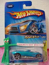 2005 #8 FE Hot Wheels POCKET BIKESTER #008∞Candy Blue; pr5∞First Editions