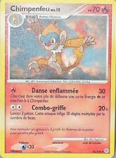 CARTE POKEMON  UNCO DIAMANT & PERLE CHIMPENFEU 56/130  70 PV