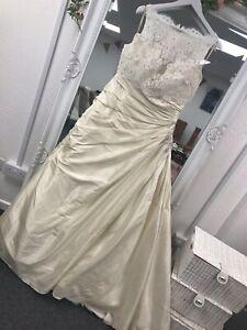 maggie sottero wedding dress size 14 Bridal Benita