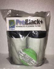 Propur ProBlack Advanced Fluoride Filter.