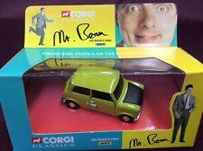 Vintage Corgi Mr Bean Mini