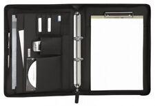 Bodenschatz Portfolio / Notebook DIN A4 Black