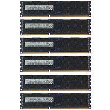 96GB Kit 6x 16GB HP Proliant BL28C BL2X220C DL160 DL170E SL160Z G6 Memory Ram