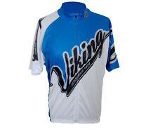 Maillots bleus pour cycliste