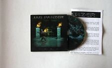 Jag Panzer The Fourth Judgement Rare Cardcover CD 1997 + Insert