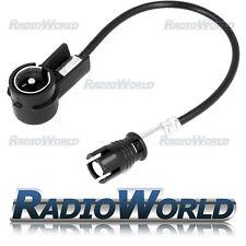 Antena de coche Adaptador Cable de antena de Plomo ISO Enchufe Para RAKU II 0.15m