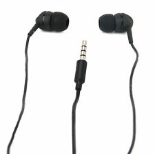 Premium Comfortable Black In-Ear Headphones for ASUS E200HA Laptop
