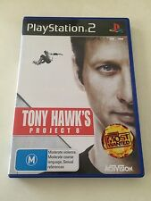 Tony Hawk's Project 8 Sony PlayStation 2 PS2 Game