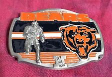 CHICAGO BEARS PLAYER BELT BUCKLE NFL BUCKLES NEW