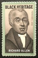 2016 Scott #5056, Forever, RICHARD ALLEN - BLACK HERITAGE - Single - MNH -
