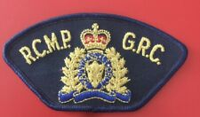 Royal Canadian Mounted Police - Shoulder Patch