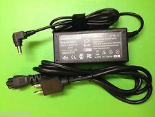 AC Adapter charger cord for Fujitsu Lifebook M2011 N3010 N3400 N3410 N3500 N3510