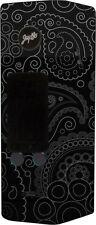 Skin Wrap for Wismec Reuleaux RX200S RX TC Mod Decal Vinyl Vape Sticker - Black