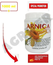 Officinalis Arnica 90% Gel Contro Traumi Distorsioni - 1000 ml