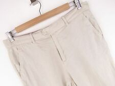 at3850 Gianni FERAUD Short original Premium PUR LIN BEIGE TAILLE 36