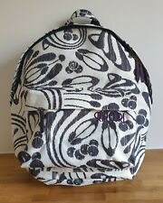 RIP CURL Womens Girls Ladies Rucksack Dome Backpack Zipped Pocket NEW