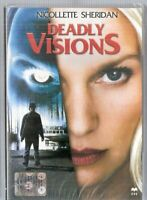 Deadly Visions DVD Michael Scott Nicollette Sheridan