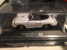 1/43 Porsche 356 C Polizei 1964 Novarra Italy DeAgostini