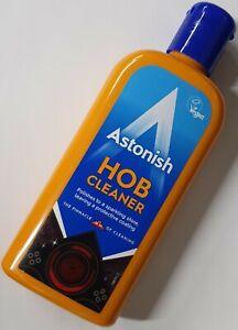 Astonish Ceramic Glass Induction Halogen Hob Microwave Oven Door Cream Cleaner