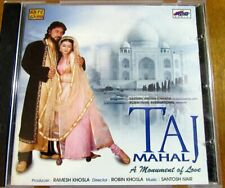 Taj Mahal A Moment Of Love CD 2001 Santosh Nair JAGJIT SINGH India Bollywood
