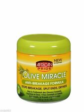 African Pride Olive Miracle Anti-breakage Formula Creme 170g