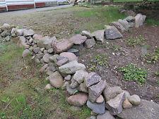 Natursteine, Gartensteine, Findlinge, Feldsteine für Friesenwall oder Gartendeko