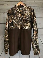 Drake Waterfowl Button Down Shirt (XL)