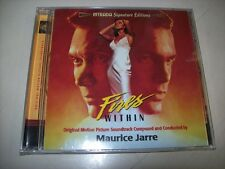 CD - FIRES WITHIN - MAURICE JARRE -  LIMITED - INTRADA - RARE - SEALED