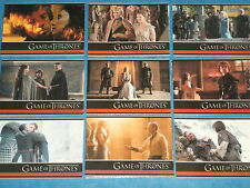 GAME OF THRONES Season 4: Complete Base Set Of 100 Trading Cards  Daenerys! Four