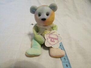 Treasured Pals Rainbow Bear B/D 18 May 1999
