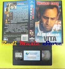 VHS film AL DI LA DELLA VITA 2000 nicolas cage TOUCHSTONE VI 4830 (F54) no dvd