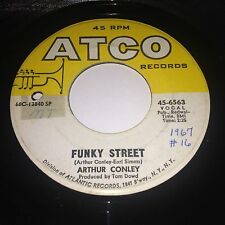 Arthur Conley: Funky Street / Put Our Love Together 45