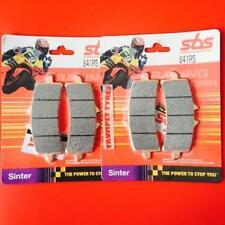 Pastillas de freno SBS para motos Aprilia