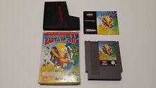Los Simpsons Bart vs el mundo, NES (Nintendo Entertainment System) Pal