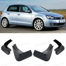 4 Mud Flaps Splash Guard Fender Car Mudguard for Volkswagen Golf 2009-2012 MK6