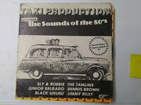 Taxi Production Presents The Sounds Of The 80's-Various Vinyl LP 1980