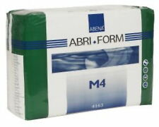 Abena 4163 M4 Medium Abri-Form X-Plus Brief Adult Diaper Thick Plastic Comfy 2pc