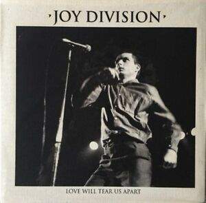 Joy Division - Love Will Tear Us Apart LP Vinyl Record
